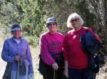 Rose, Pat and Darlene
