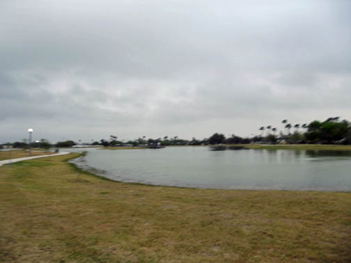 Another view of the lake.