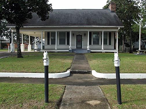 Former home of Gov Bill Daniels. (Governor of Guam, not Texas)